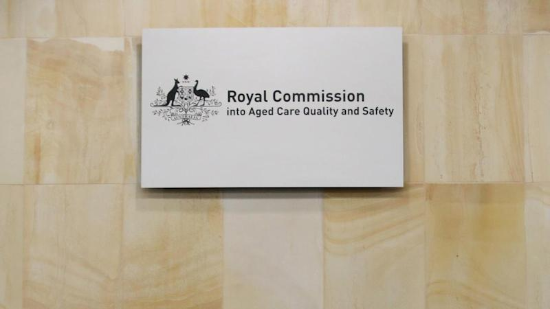 AGED CARE ROYAL COMMISSION