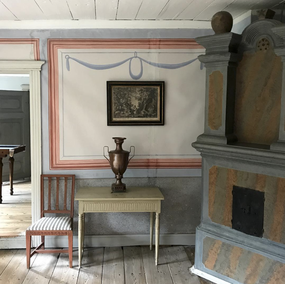 "<p>On a picturesque island just off of the city of Helsinki lies <a href=""https://www.kansallismuseo.fi/en/seurasaarenulkomuseo"" rel=""nofollow noopener"" target=""_blank"" data-ylk=""slk:Seurasaari"" class=""link rapid-noclick-resp"">Seurasaari</a>, an open-air museum and nature park dedicated to preserving Finnish cultural heritage. With more than 80 buildings to explore, notable sites include the 17th-century, red-painted Karuna church and the delicately painted interiors of the Kahiluoto manor house, seen here.</p>"