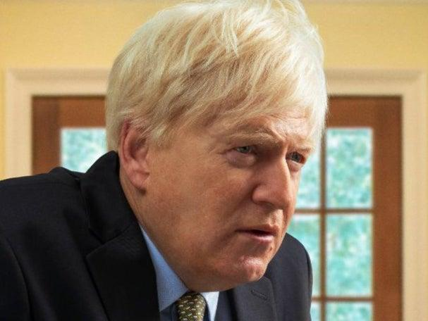 Kenneth Branagh as Boris Johnson (Sky)