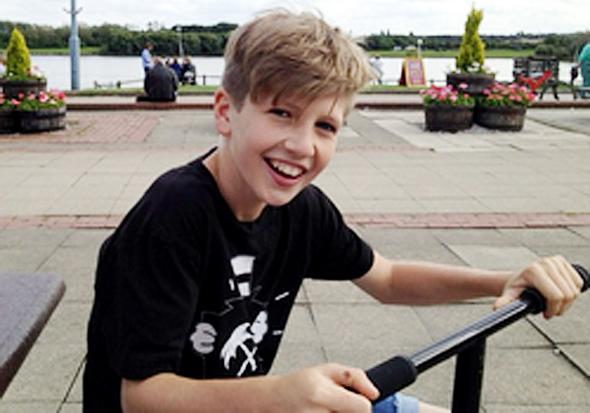 isaac nash, 12, missing after being dragged out to sea on holiday in Anglesey