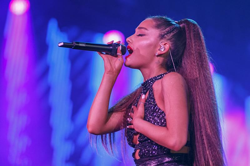 Ariana Grande Reveals She's Been in Therapy for Over a Decade: 'It's Work'