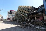 A devastating 7.8-magnitude earthquake killed over 600 people and caused over $3 billion worth of damage when it struck Ecuador in April 2016 (AFP Photo/Juan Cevallos)