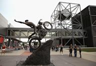 """<p><a href=""""https://www.harley-davidson.com/"""" rel=""""nofollow noopener"""" target=""""_blank"""" data-ylk=""""slk:Harley-Davidson Museum"""" class=""""link rapid-noclick-resp"""">Harley-Davidson Museum </a></p><p>You'll see thousands of the iconic motorcycles on display in this Milwaukee museum and even get to sit on some to feel like you're hitting the open road.</p>"""