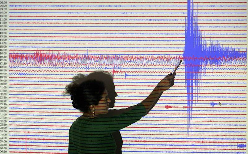 A powerful 7.2-magnitude earthquake struck the east of the Central Asian country of Tajikistan on December 7, 2015