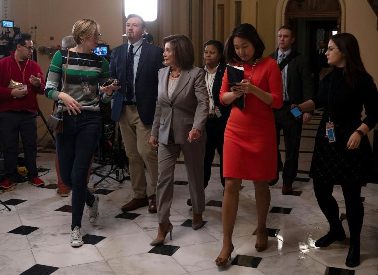 US Speaker of the House Nancy Pelosi delayed transmitting the articles of impeachment to the US Senate for weeks, seeking what she hoped would be fairer parameters for the impeachment trial of President Donald Trump