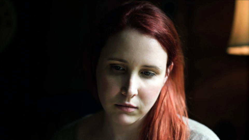 Dylan Farrow (Photo: Courtesy of HBO)