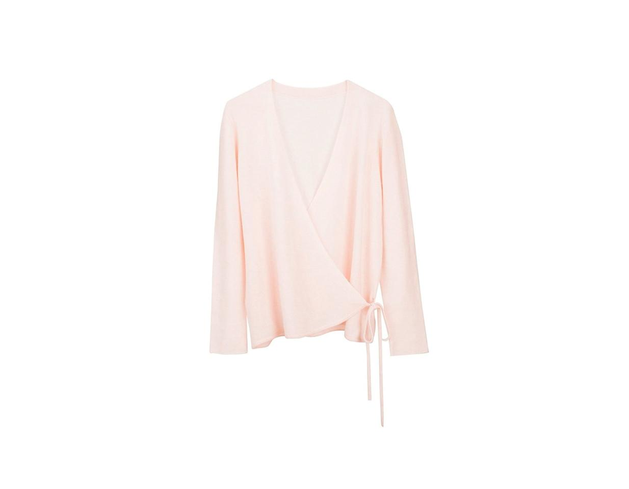 """<p>Like the best blanket—but more appropriate for leaving the house—this super soft wrap cardigan will keep you warm and snug all season long.</p> <p><strong>To buy: </strong>$180; <a href=""""https://shareasale.com/r.cfm?b=793159&u=1772040&m=62354&urllink=https%3A//www.cuyana.com/merino-cashmere-wrap-cardigan.html&afftrack=RS%252C7SeriouslyCozyOversizedSweaters%252Cnorlingh%252CSWE%252CDAI%252C556999%252C201809%252CI"""" target=""""_blank"""">cuyana.com</a>.</p>"""