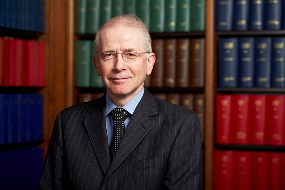 Robert Reed is president of the British Supreme Court and a non-permanent judge of Hong Kong's Court of Final Appeal. Photo: UK Supreme Court