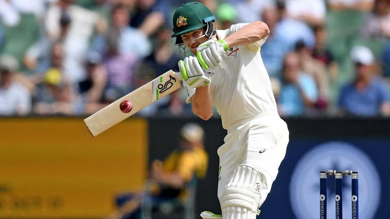 Cameron Bancroft has been given another crack as one of Australia's opening batsmen.