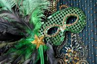 """<p>Mardi Gras—French for """"Fat Tuesday""""—is a time of colorful, decadent, and delightfully hectic celebrations that peak on the day before Ash Wednesday, which begins the pre-Easter season of Lent for many Christians. The Carnival season kicks off on January 6 each year, which is <a href=""""https://www.oprahmag.com/life/a34715827/three-kings-day-celebration/"""" rel=""""nofollow noopener"""" target=""""_blank"""" data-ylk=""""slk:Kings's Day"""" class=""""link rapid-noclick-resp"""">Kings's Day</a> (otherwise known as the Feast of the Epiphany in Christianity, or Three King's Day), and always ends on Fat Tuesday (otherwise known as Mardi Gras Day, Shrove Tuesday, or Pancake Tuesday). But the bulk of Mardi Gras celebrations typically last about two weeks, which is when New Orleans schedules the lion's share of parades and other events. In 2021, Fat Tuesday is on February 16.<br> <br>Of course, due to the Covid-19 pandemic, Mardi Gras in New Orleans will look very different this year. A proud display of Louisiana culture, the event draws <a href=""""https://www.cnn.com/2013/08/14/world/mardi-gras-fast-facts/index.html"""" rel=""""nofollow noopener"""" target=""""_blank"""" data-ylk=""""slk:over 1 million visitors"""" class=""""link rapid-noclick-resp"""">over 1 million visitors</a> to the area annually, with weekly parades around the city from the French Quarter to Uptown (several states, including Alabama and Missouri, also throw their own Mardi Gras blowouts; it's also <a href=""""https://haitiantimes.com/2019/02/05/haitian-carnival-is-nearly-here-how-will-you-celebrate/"""" rel=""""nofollow noopener"""" target=""""_blank"""" data-ylk=""""slk:celebrated in Haiti"""" class=""""link rapid-noclick-resp"""">celebrated in Haiti</a>). Those parades <a href=""""https://www.washingtonpost.com/travel/2020/11/17/new-orleans-mardi-gras-parades-covid/"""" rel=""""nofollow noopener"""" target=""""_blank"""" data-ylk=""""slk:are canceled"""" class=""""link rapid-noclick-resp"""">are canceled</a> for 2021 due to risk, but you don't need to book a trip to enjoy a bit of the Mardi Gras festivities you"""