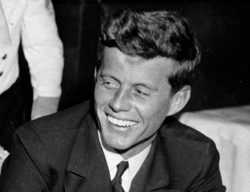 JFK diary written in post-WWII Europe sells for $718,000