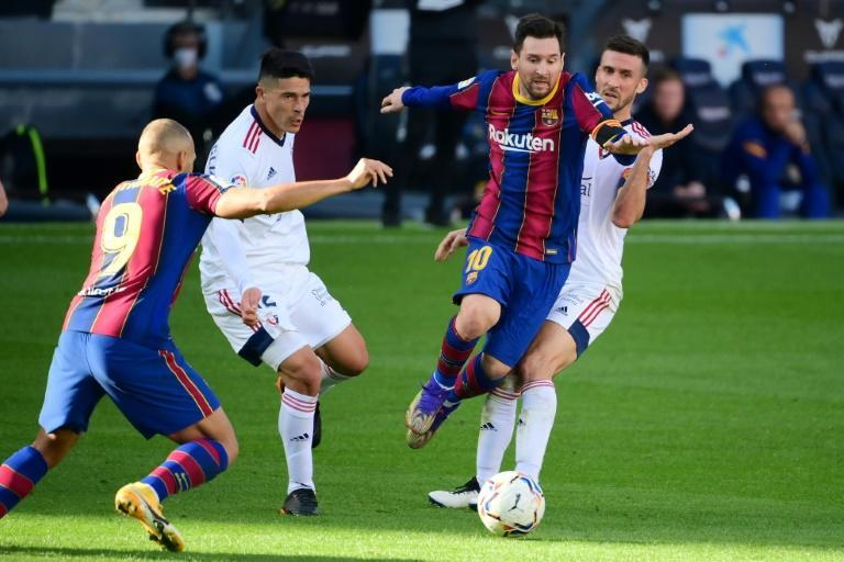 Can Cadiz cause an upset against Lionel Messi and Barcelona?