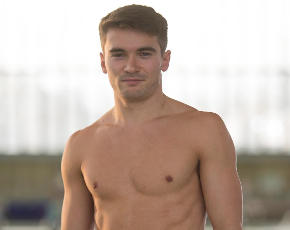 Diving ace Goodfellow, 24, is going for gold in Tokyo this summer alongside partner Jack Laugher