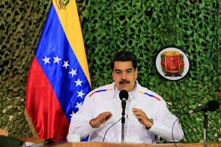 Maduro asks Colombia's military to 'disobey' orders against Venezuela