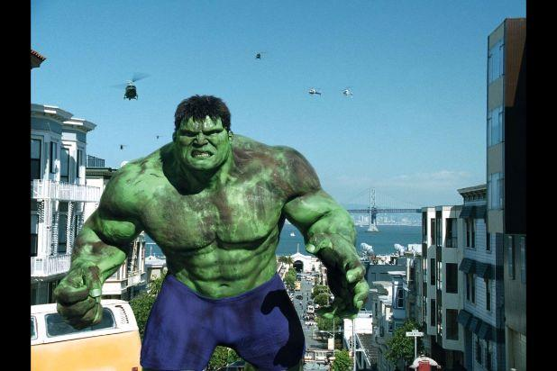 every marvel movie ever ranked ang lee hulk