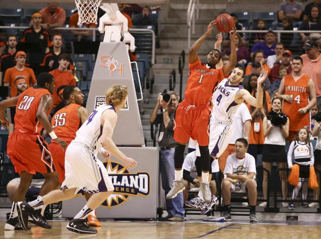 Ticket Punched: Stephen F. Austin wins 28th straight game in Southland Conference title game rout