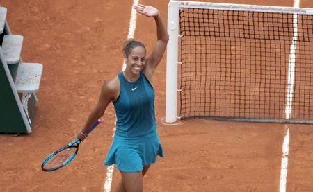 Madison Keys beats Yulia Putintseva in French Open QFs