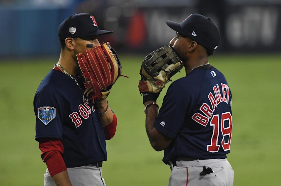 ESPN has been getting players across Major League Baseball to be mic'd up during broadcasts of spring training games this month, and the results have been tremendous.