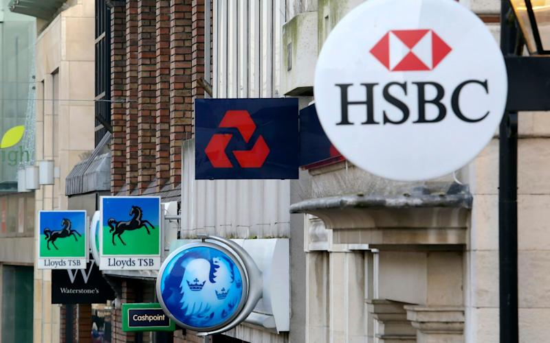 Big banks including Natwest have been warning their customers about the risks of open banking - Bloomberg News