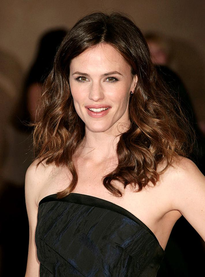 """38-year-old Jennifer Garner has her hands full tending to her acting career and a family with two girls under 5. But we only need to take one look at her porcelain skin to know that she makes time to take care of it as well. Paul Redmond/<a href=""""http://www.wireimage.com"""" target=""""new"""">WireImage.com</a> - March 27, 2010"""
