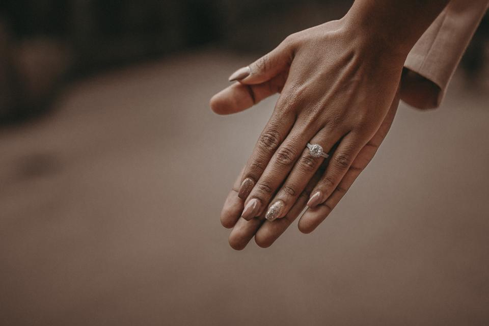 Rings are no longer the only engagement expense, a study has found.   (Alekon pictures/Unsplash)