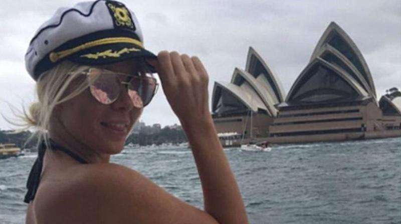Bree Keller was killed in the Darling Harbour crash on Saturday. Source: Instagram