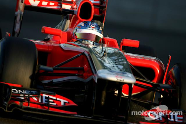 """Virgin/Marussia/Manor F1 (2010-2016) <span class=""""copyright"""">XPB Images</span>"""