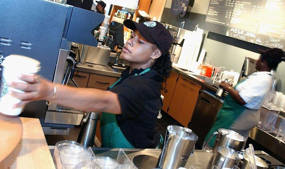 "<p>In 2004, Starbucks launched the <a href=""https://www.starbucks.co.th/coffeehouse/coffeemaster-program"" rel=""nofollow noopener"" target=""_blank"" data-ylk=""slk:Coffee Master Program"" class=""link rapid-noclick-resp"">Coffee Master Program</a> in an effort to help baristas enhance their skills and knowledge of their craft. The rigorous program breaks down everything from the taste profiles and nuances of different blends to the deep history of coffee on a global scale. </p>"