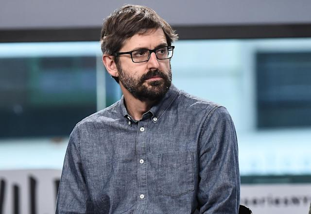 Louis Theroux attends the Build Series to discuss the documentary 'My Scientology Movie' at Build Studio on March 9, 2017 in New York City. (Photo by Daniel Zuchnik/WireImage)