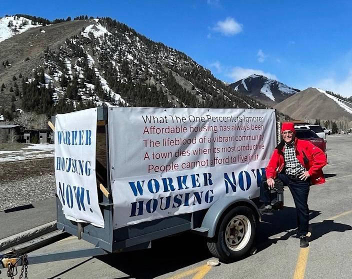 """<div class=""""inline-image__caption""""><p>Affordable housing has become a crisis in Ketchum, Idaho, where the middle class is struggling with skyrocketing rents and home prices as wealthy buyers flood into town.</p></div> <div class=""""inline-image__credit"""">Courtesy Gary Hoffman</div>"""