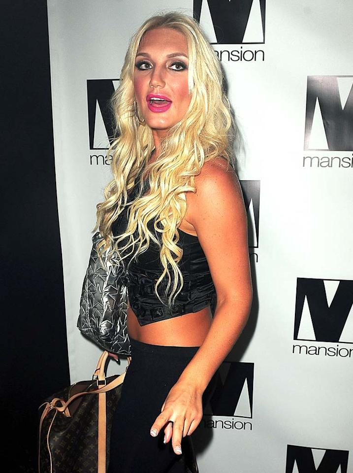 """Brooke Hogan turns 23 Gustavo Caballero/<a href=""""http://www.gettyimages.com/"""" target=""""new"""">GettyImages.com</a> - July 31, 2009"""