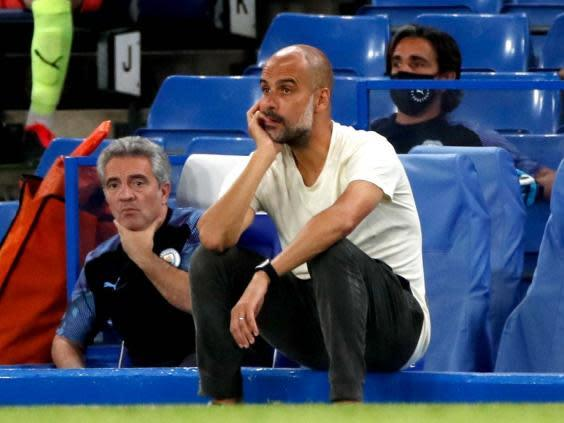 City will have to rebuild to challenge Liverpool (PA)