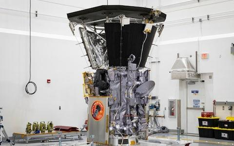 The Parker Solar Probe  - Credit: Ed Whitman Johns Hopkins APL/NASA