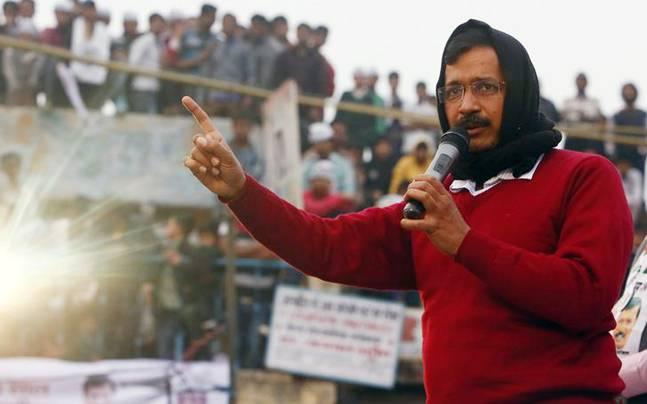 Kejriwal calls Delhi Election Commission 'spineless', after UP poll panel demands new EVMs for civic polls