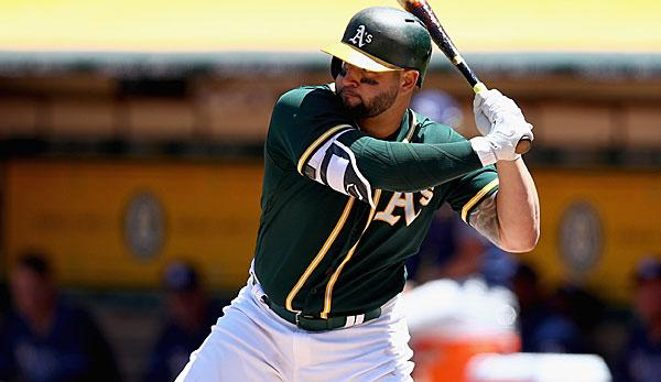 MLB: Mariners holen Alonso von den A's
