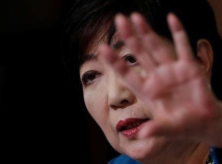 Koike's new party unlikely to take power in election: senior member
