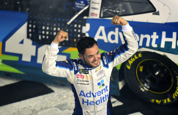 NASCAR Driver Kyle Larson Fired After Saying N-Word During Virtual Race Livestream