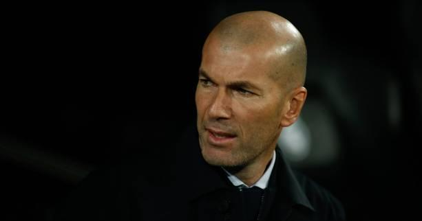 Foot - ESP - Supercoupe - Zinédine Zidane (Real Madrid) : « Un immense espoir »
