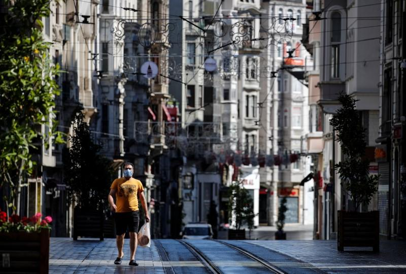 Grand Bazaar, cafes open and flights resume as Turkey eases up