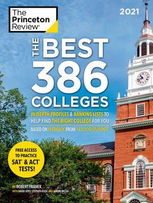 Best Free Apis 2021 The Princeton Review Reports Findings of Its Survey of College