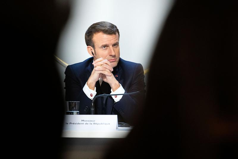 One Winner From Macron's Pension Fight May Be Investment Industry