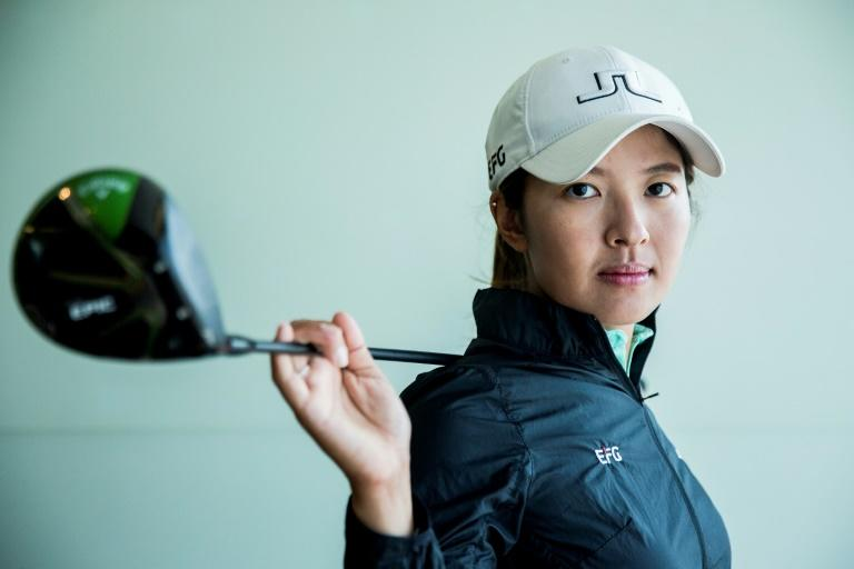 Tiffany Chan is still coming down to earth after becoming the first golfer from Hong Kong to qualify for the elite US LPGA Tour