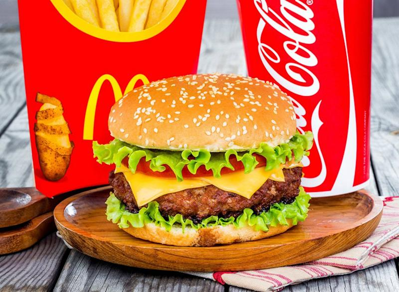 Prison Forced to Serve Inmates McDonald's After Food Contract Falls Through