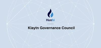 Klaytn Welcomes Huobi to its Blockchain Governance Council