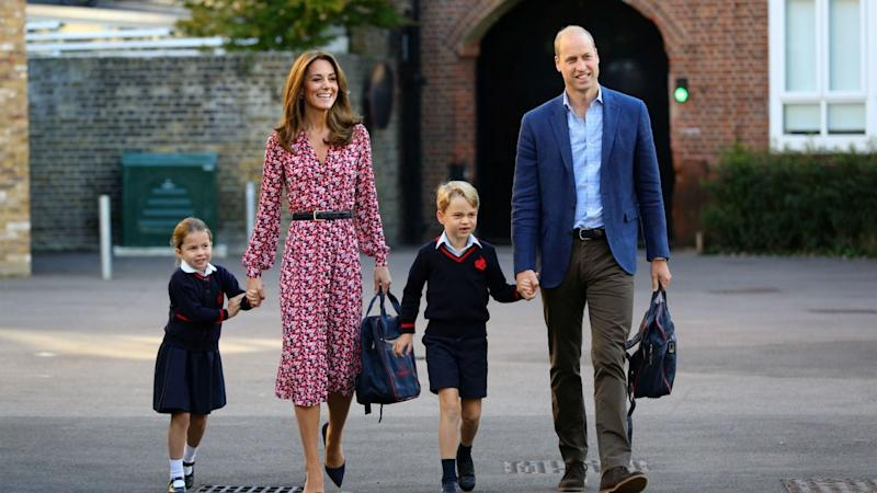 Prince William Continues Princess Diana's Legacy By Talking to His Kids About Homelessness