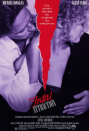 """<p>Adrian Lyne's <em>Unfaithful</em> could also make this list, but we're going to focus on his <em>Fatal Attraction</em>, which turns a steamy one night stand into something much less sexy. Sex has consequences and nowhere is that felt more than here.</p><p><a class=""""link rapid-noclick-resp"""" href=""""https://www.amazon.com/Fatal-Attraction-UHD-Anne-Archer/dp/B09584MR3H/ref=sr_1_1?dchild=1&keywords=Fatal+Attraction+%281987%29&qid=1622132254&s=instant-video&sr=1-1&tag=syn-yahoo-20&ascsubtag=%5Bartid%7C2139.g.36530740%5Bsrc%7Cyahoo-us"""" rel=""""nofollow noopener"""" target=""""_blank"""" data-ylk=""""slk:STREAM IT HERE"""">STREAM IT HERE</a></p>"""