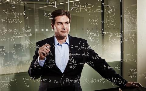 Australian computer scientist Craig Wright claimed he was Satoshi Nakamoto last year - Credit: PA