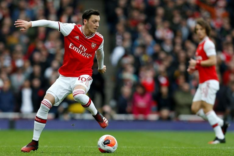 Mesut Ozil cannot play for Arsenal again until at least January