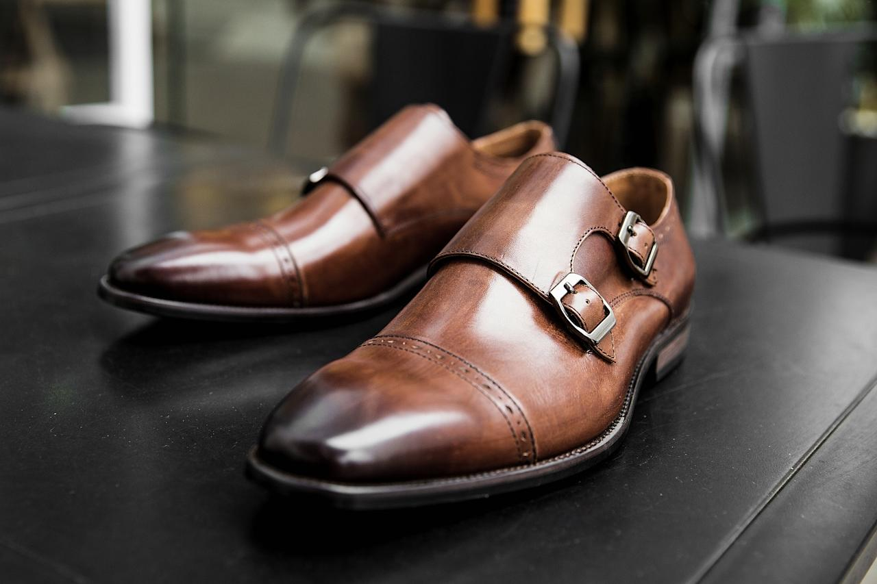 <p>If you want to be on point with the current trends and style, Monk straps are the way the go. Minimal yet chic, they will surely get you the attention and approving nods. </p>
