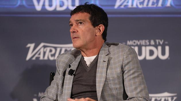 Antonio Banderas Makes 60th Birthday Announcement That He Has Coronavirus